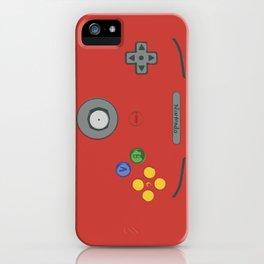I love my N64! iPhone Case