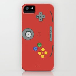 I love my N64! iPhone Case