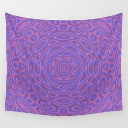 Funky Kaleidoscope Wall Tapestry
