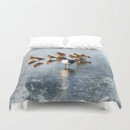 Vive La Difference Duvet Cover