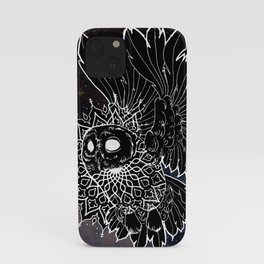Space Owl iPhone Case
