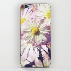 Cheerful Blooms iPhone & iPod Skin