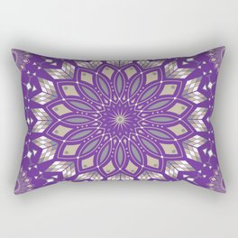 Ancestors (Purple) Rectangular Pillow