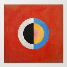 "Hilma af Klint ""The Swan, No. 17, Group IX-SUW"" Canvas Print"