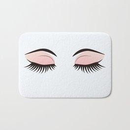 Eye Makeup Bath Mat