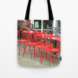 Not Quite Lunchtime Tote Bag