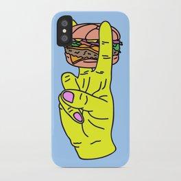 Is It Peace iPhone Case