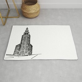 the Electric Tower Rug
