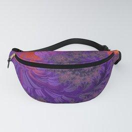 Purple Tangerine  Fanny Pack