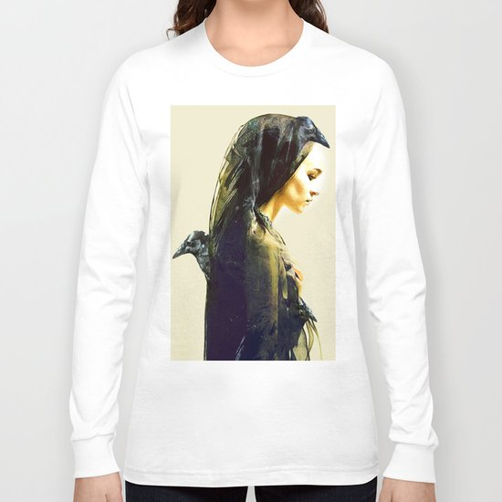 The carrier of ravens Long Sleeve T-shirt