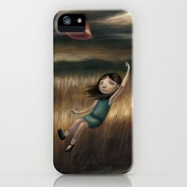 Anywhere But Here iPhone Case