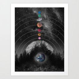 perfect nature 2 Art Print