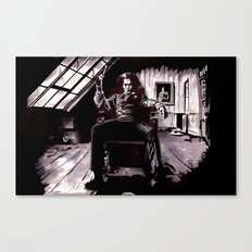 Benjamin Barker Canvas Print