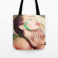 indian Tote Bags featuring INDIAN by CMINOR