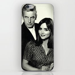 Dr. and Mrs. Oswald iPhone Skin