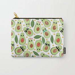 Stylish Avocados Carry-All Pouch