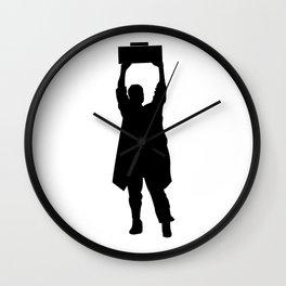 Say Anything - Boombox Wall Clock