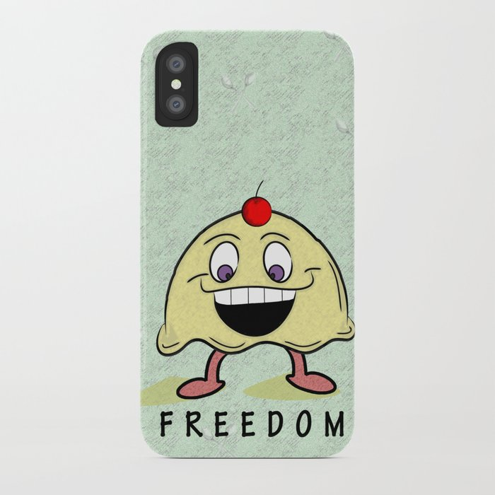 ¡Señor Crema Grande! iPhone Case