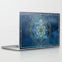 celtic Laptop & iPad Skins featuring Celtic Dream by MSheehan