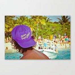 British Virgin Islands Canvas Print