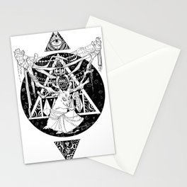 Eyes of the truth Stationery Cards