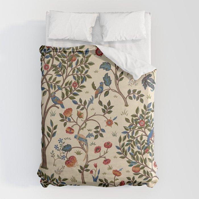 "William Morris ""Kelmscott Tree"" 1. Bettbezug"