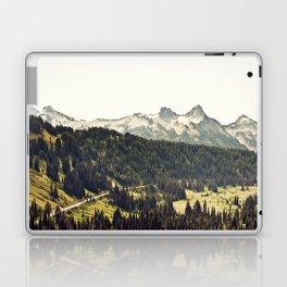 Epic Drive through the Mountains Laptop & iPad Skin