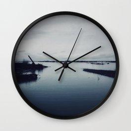 Elwha Free Wall Clock