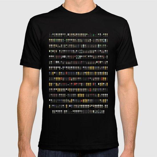 Walter White's Wardrobe - Complete Series T-shirt
