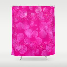 be my Pink Shower Curtain