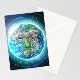 Earth II Stationery Cards
