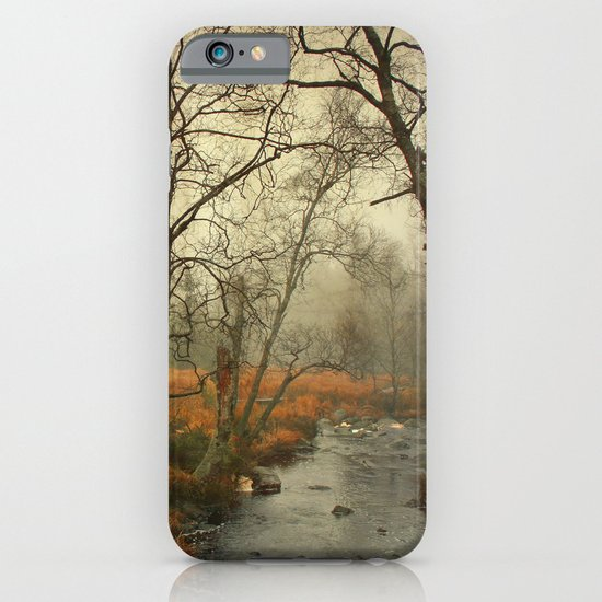 november reigns iPhone & iPod Case