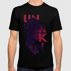Under the skin - alternative movie poster Mens Fitted Tee LARGE Black