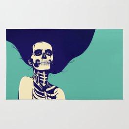 Día de las Muertas Rug