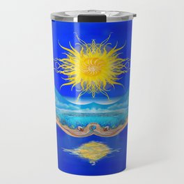 Sacred Sun Travel Mug