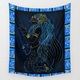 Yemaya Wall Tapestry