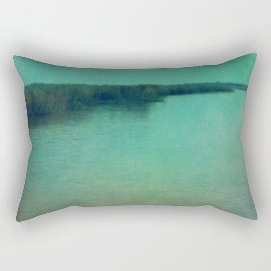 Sea and Sky Rectangular Pillow