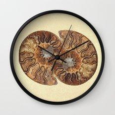 HISTORY IN MY HAND Wall Clock