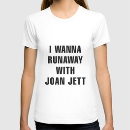 Runaway Joan Jett T-shirt