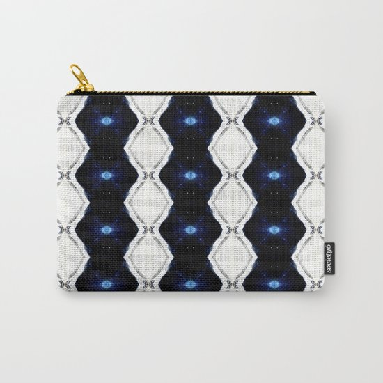 SPACE THRU RIBBONS Carry-All Pouch