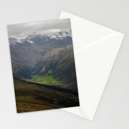 Sertig Valley Stationery Cards