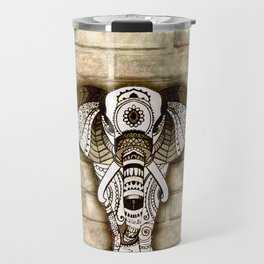 Elephant Stone Travel Mug