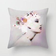 Sprite Throw Pillow