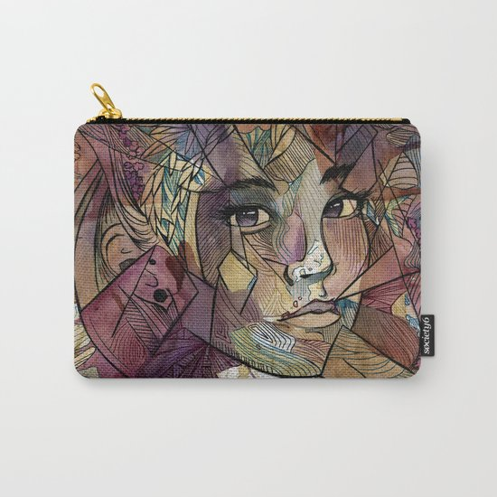 Say No More Carry-All Pouch