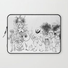 Vox Machina - Critical Role Line Art Laptop Sleeve