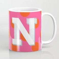 N is for Nice Mug