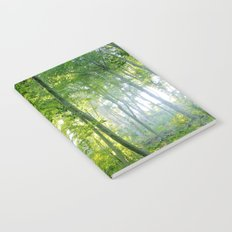 MM - Sunny forest Notebook