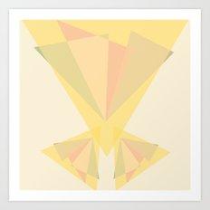centro Art Print