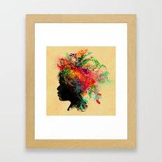 Wildchild Framed Art Print