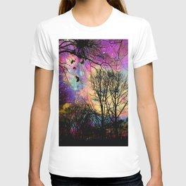 Magical sky T-shirt